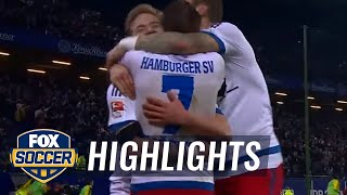 Video Gol Pertandingan Hamburger SV vs Borussia Dortmund