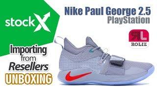 meet 76860 cee58 Nike pg 2.5 playstation VIZION.LV