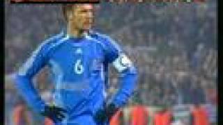 HUNGARY - GREECE 1-2
