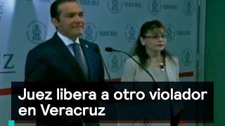 Juez libera a otro violador en Veracruz - Veracruz - Denise Maerker 10 en punto - thumbnail