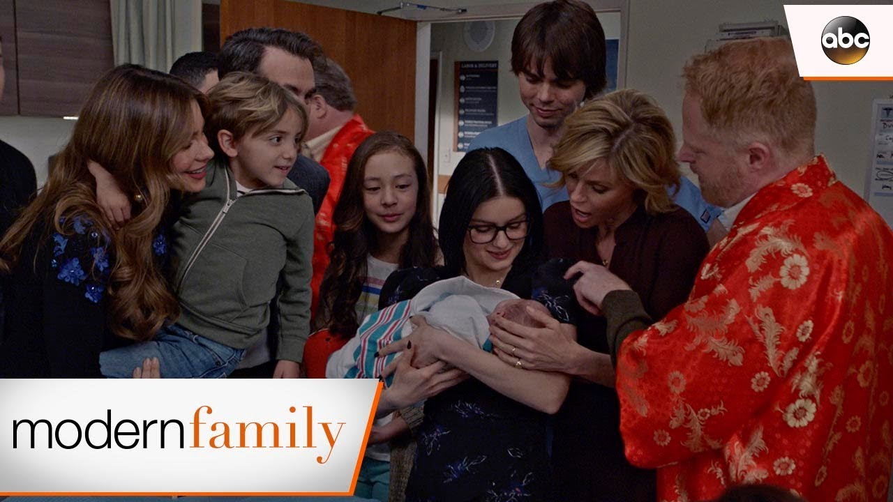 A Modern Family circle of life – modern family