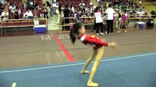 2011全港小學體操邀請賽 女子自由體操 07