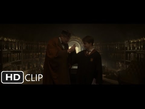 Potions Class | Harry Potter And The Half-Blood Prince