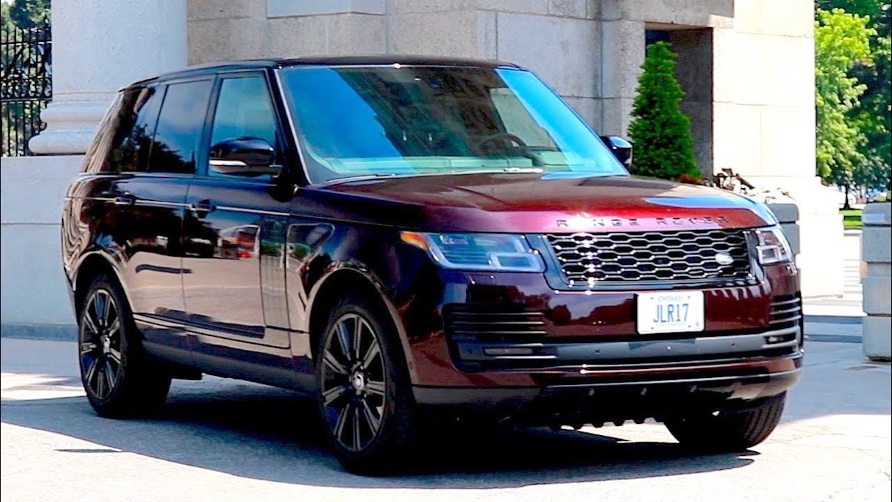 Range Rover Review The Big Dog Youtube