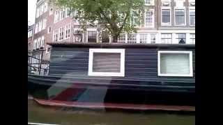 ГОлландия видео-Амстердам прогулка по каналам города(, 2015-07-05T20:33:45.000Z)