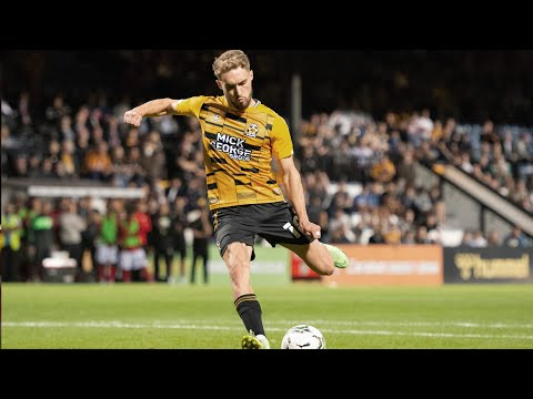 Cambridge Utd Swindon Goals And Highlights
