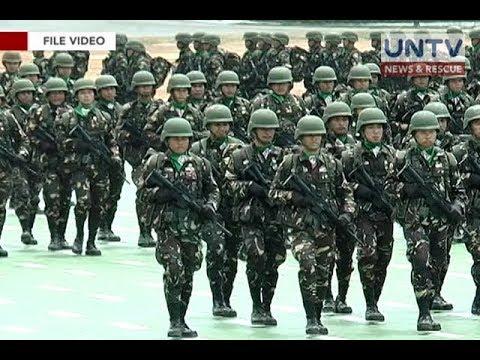 AFP, naka-offensive mode na laban sa New People's Army