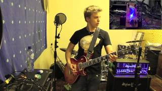 xvive phaser king GUITAR PEDAL DEMO - James Bell Thumbnail