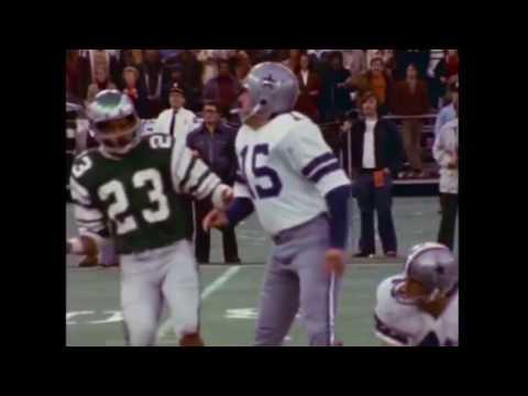 Toni Fritsch Kicks Game Winning Field Goal To Beat Eagles In 1975