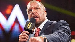 Triple H Wants Main Roster Rejects On NXT