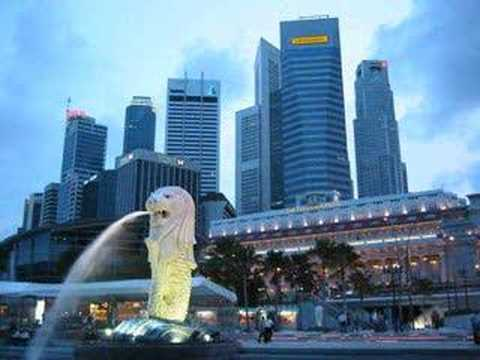 Singapore-A Modern Metropolitan City