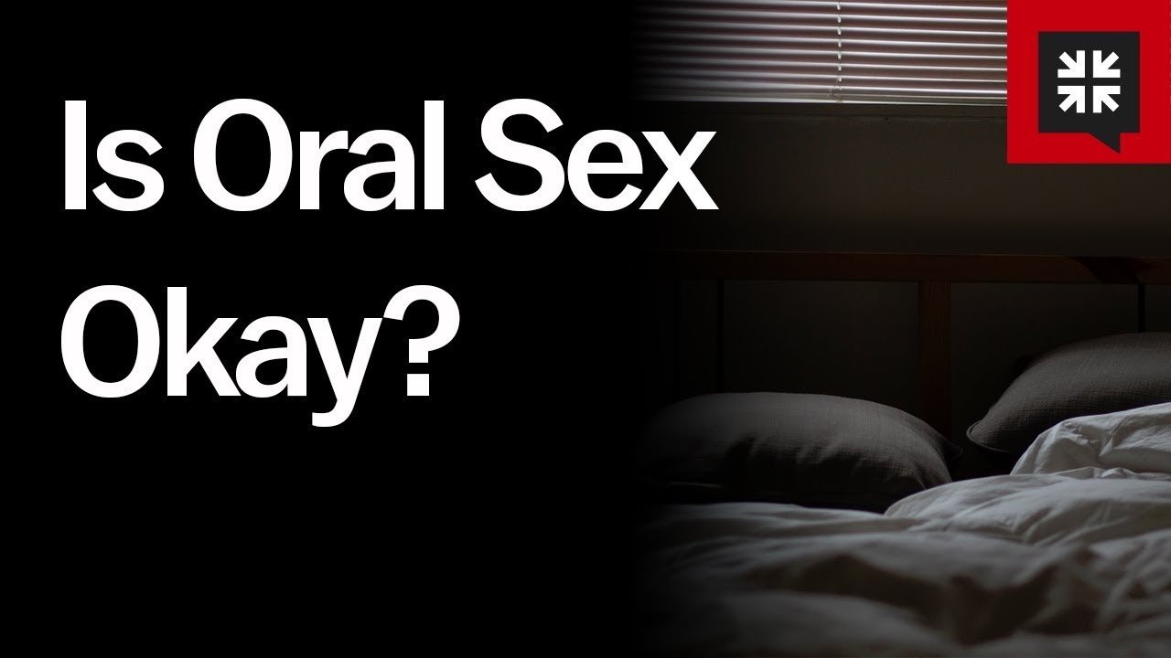 is unmarried oral sex ok