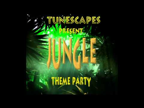 JUNGLE THEME PARTY CD