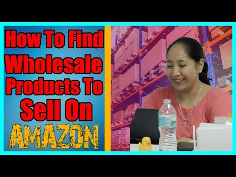 Selling Wholesale On Amazon FBA  - One of My Favorite Ways to Start Selling on Amazon Explained