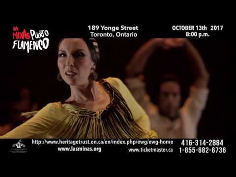 Las Minas Flamenco Tour Toronto