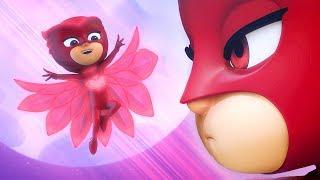 PJ Masks em Português   Melhores Poderes dos Super-Heróis   Compilação episódios   Desenhos Animados