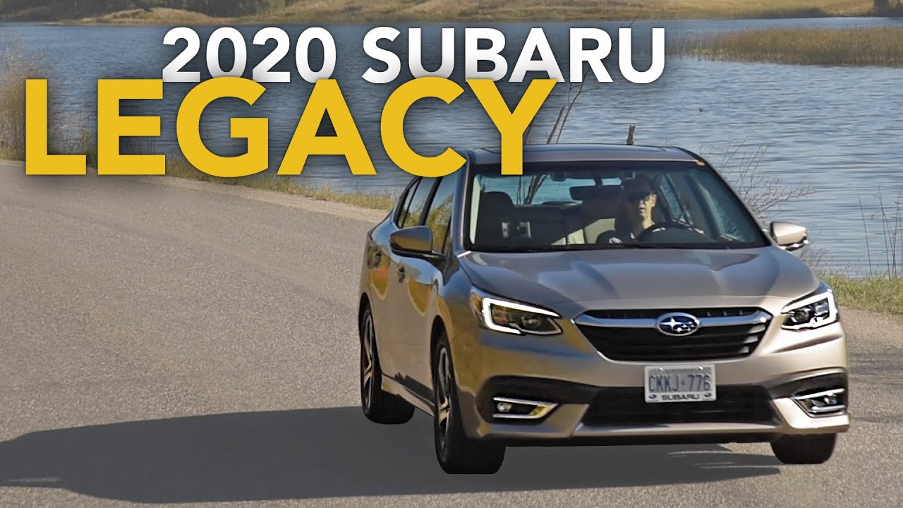 2020 Subaru Legacy Review First Drive Youtube