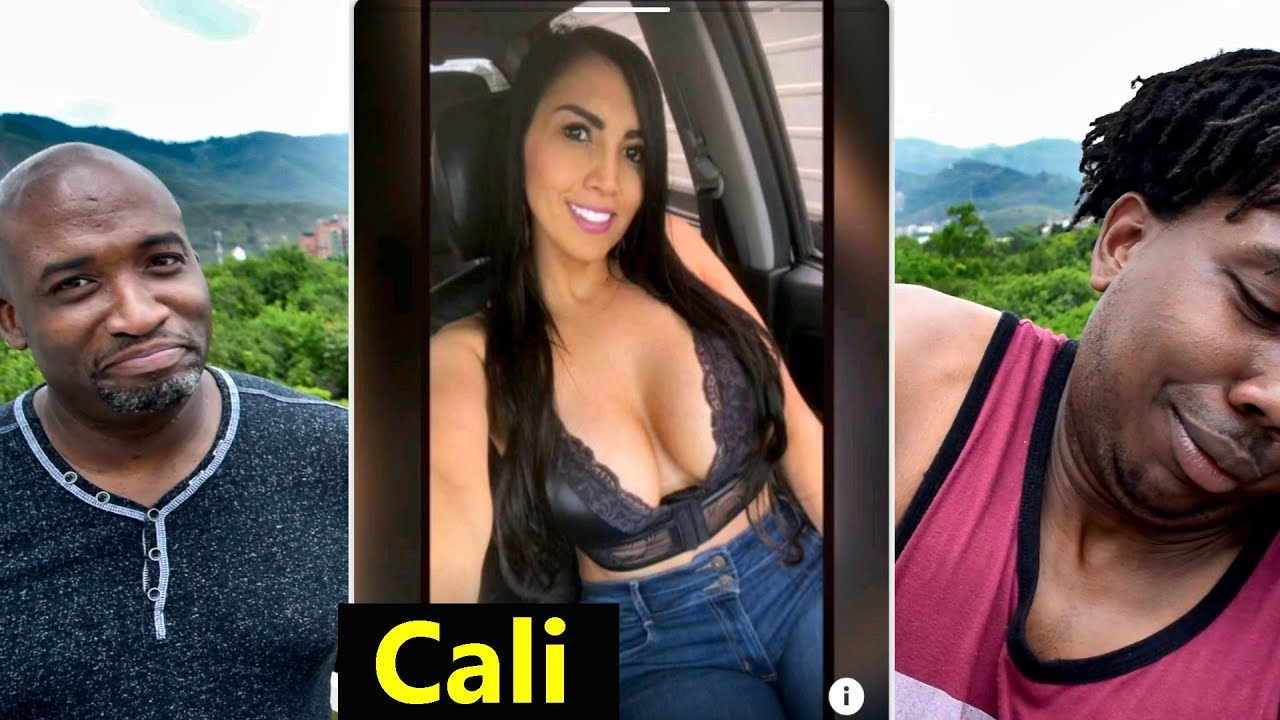 Tinder in Cali Colombia Beautiful Women - YouTube