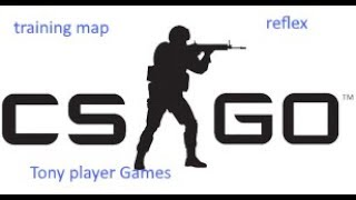 Tony player Games: Counter-Strike:Global Offensive Reflex map training AIM CS:GO