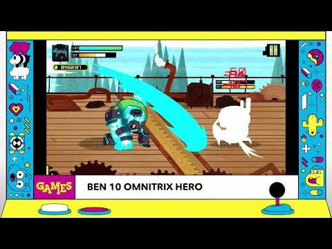 Ben 10 | Omnitrix Hero App Game | DOWNLOAD NOW! | Cartoon Network