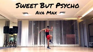 AVA MAX - SWEET BUT PSYCHO FITDANCE / ZUMBA FITNESS DANCE WORKOUT CHOREOGRAPHY BY DEARY