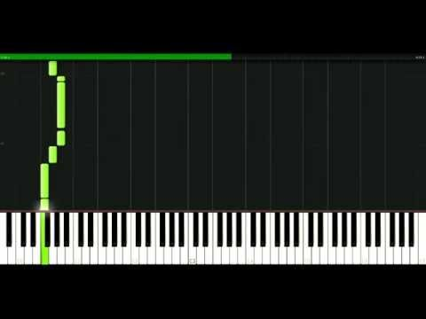 Jewel - Down So Long [Piano Tutorial] Synthesia | passkeypiano