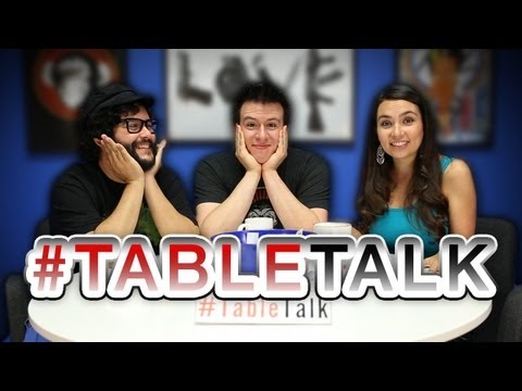 Karaoke, the Grand Canyon, and Food Aversions! #TableTalk