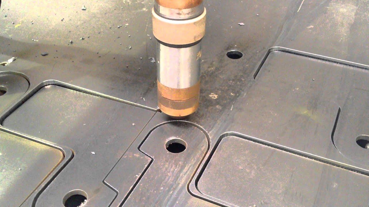 Hypertherm High Definition Plasma Cutting 6mm Mild Steel