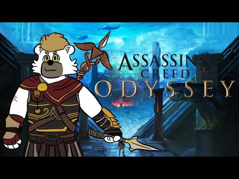 Let's Play Assassin's Creed Odyssey The Fate of Atlantis The End of  Episode 1  
