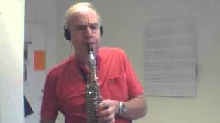 Free Jazz Music on Alto Saxophone by Johnny D Bergh!