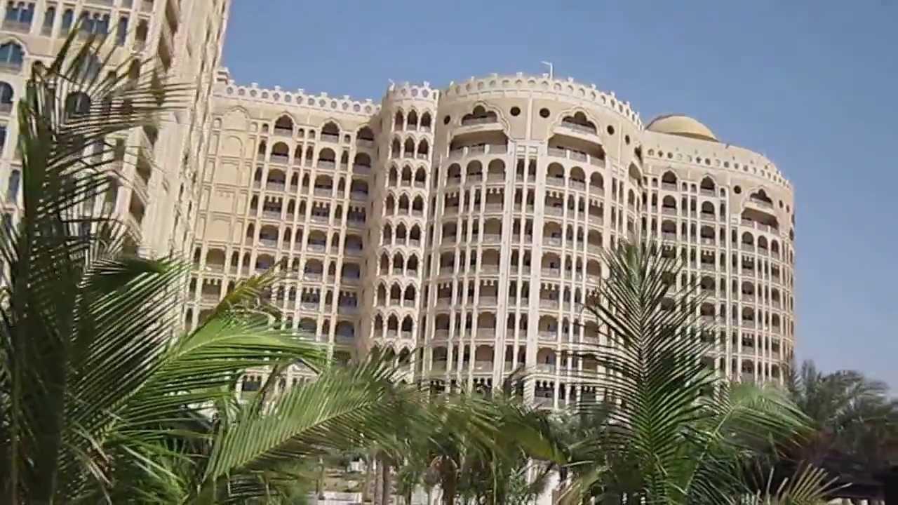 Waldorf Astoria Ras Al Khaimah Swimming Pool Youtube
