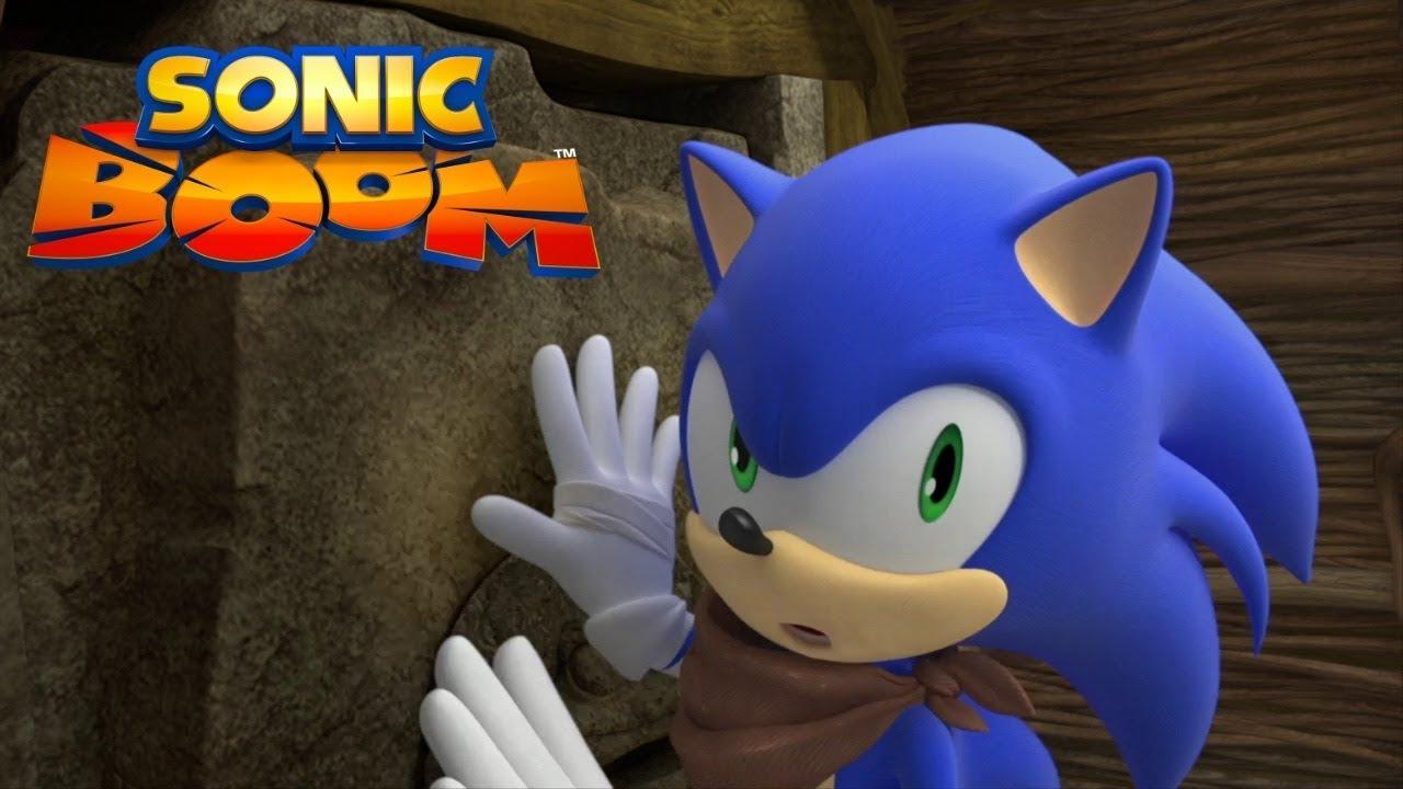 Sonic boom episode 05 bon d barras dessin anim - Boom dessin anime ...