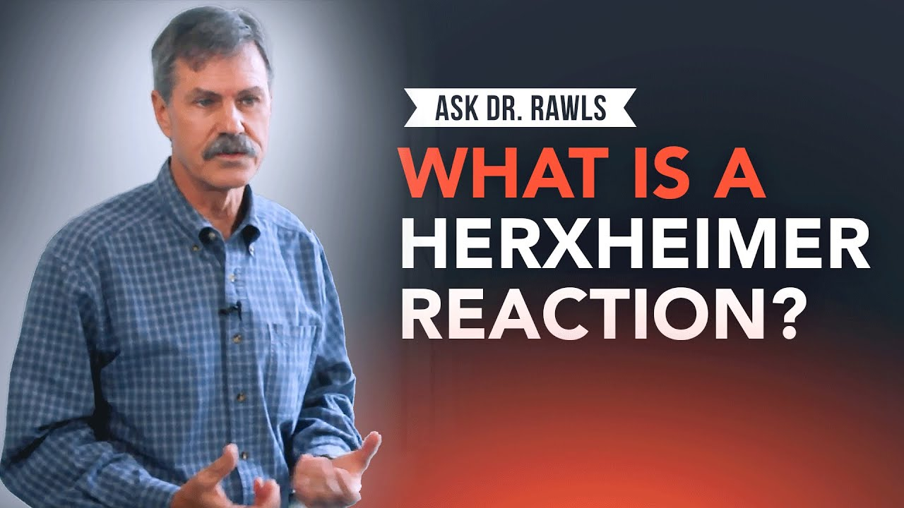 Lyme + Herxheimer Reactions: Your Guide To Feeling Good Again – RawlsMD