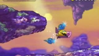 Wario Land: Shake It! - 4-2 - Windbreak Bay - 100% Completion
