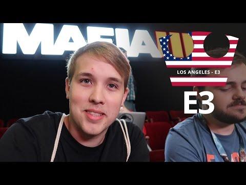 Jirka - Los Angeles - E3 Mafia 3, Watch Dogs 2 a další [VLOG]