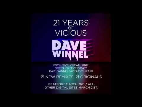 Sgt. Slick - Everyday (Dave Winnel Vicious 21 Remix)