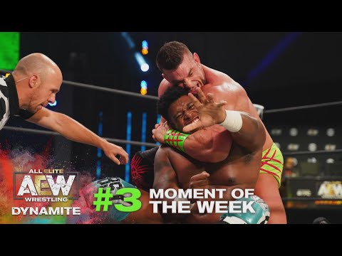 Was a New FTW Champion Crowned? | AEW Dynamite, 10/7/20