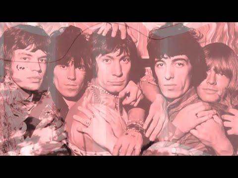 The Rolling Stones  ❤❤ She's A Rainbow ❤❤ Lyrics mp3