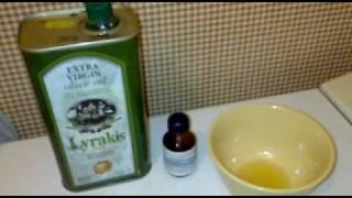 Касторовое и оливковое масло для очищения лица(, 2010-11-03T21:21:32.000Z)