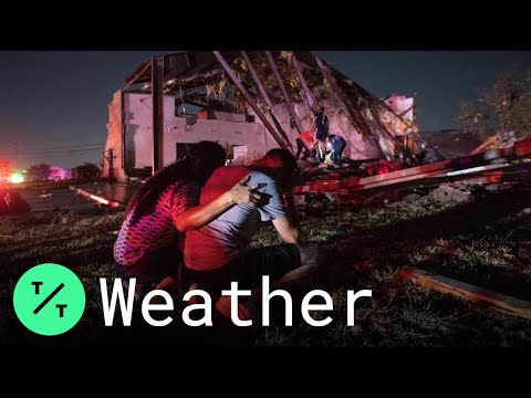 At Least 3 Injured After Tornado Rips Through Jonesboro in ...
