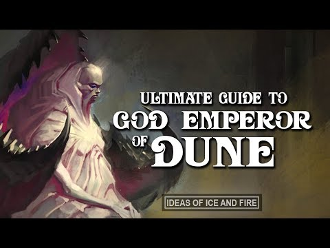 Ultimate Guide to Dune Part 5 God Emperor of Dune