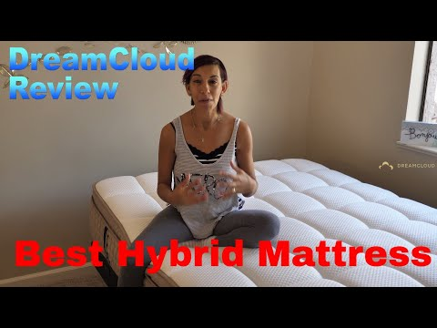 DreamCloud Mattress Review (2019 UPDATE $799 Queen Size after discount)