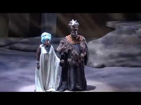 Aida - Verdi - Haydee Dabusti - Leonardo López Linares - Duetto - Teatro Colón 30/5/18