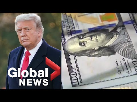 Coronavirus: US unemployment benefits set to expire as Trump stalls aid bill