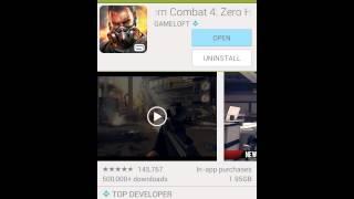 Modern combat 4 update fix easy
