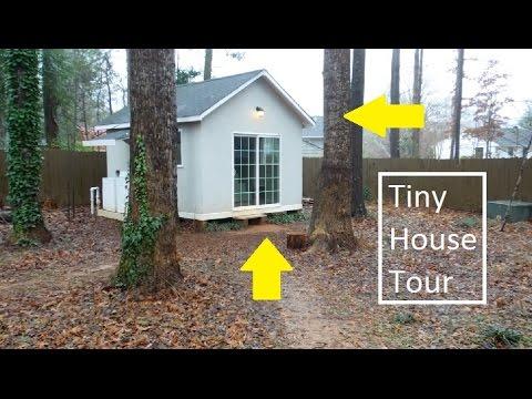 Tiny House Tour Youtube