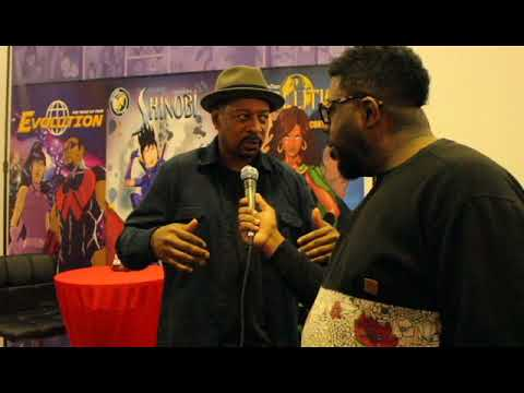 Robert Townsend Talks Reboot  on Meteor Man Maybe who knows