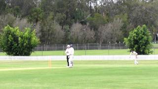 Marnus Labuschagne vs Sunshine Coast