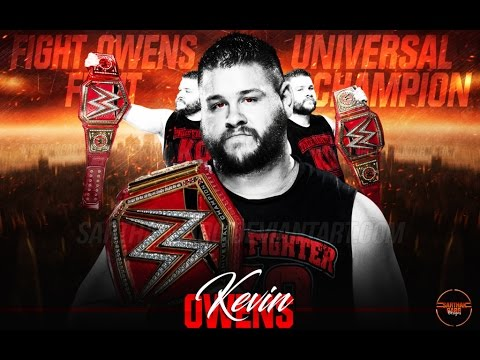Kevin Owens Tribute   -Phenomenal AGRC-