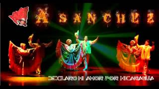 mix de folklore nicaraguense declaro mi amor por nicaragua